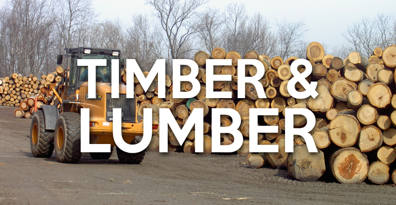 Timber and Lumber for Sale